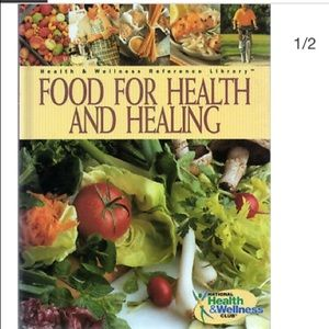 Food for health & healings cook book